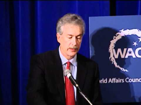Deputy Secretary Burns Delivers Remarks at the World Affairs Council of America National Conference
