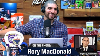 Rory MacDonald Talks Upcoming Fight with Paul Daley, Sponsorship Money in Bellator