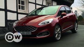Der kleine Ford Fiesta macht auf schick | DW Deutsch