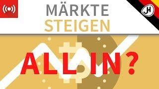 DE: Krypto Märkte steigen - JETZT ALL IN gehen? (German)