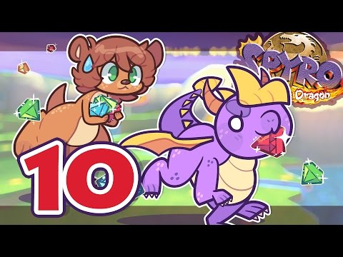 Spyro 3: Year of the Dragon / Eat and Loiter / Part 10 / Jaltoid Games