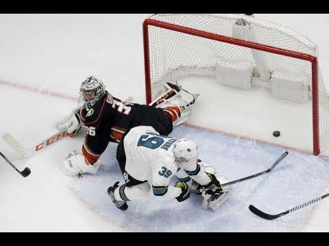 Top NHL Pick San Jose Sharks vs Anaheim Ducks Stanley Cup Playoffs 4/16/18 Hockey