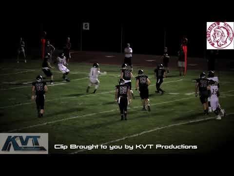 Week 4: Greensburg Central Catholic Football Highlights vs Imani Christian Academy 9-21-18