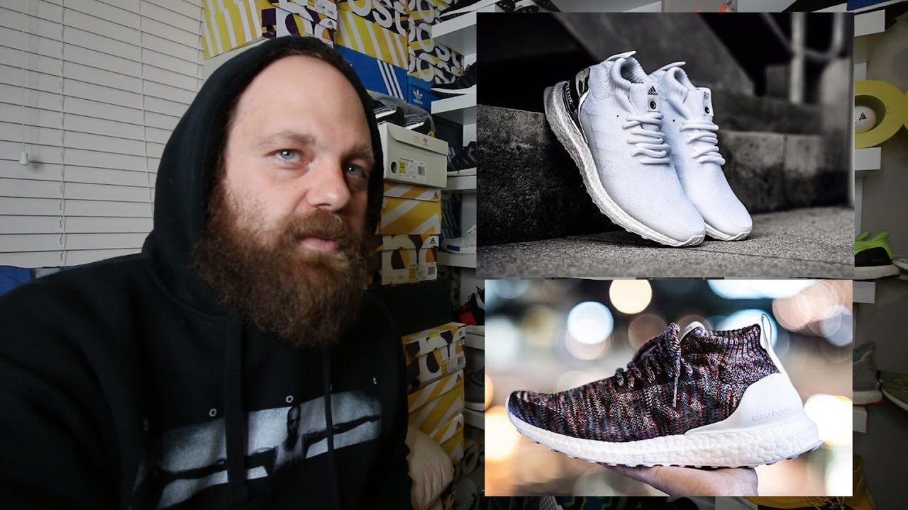 2f7b8d3b2a843 I Ordered 4 more Pairs of UltraBoost s TODAY!!! - YouTube