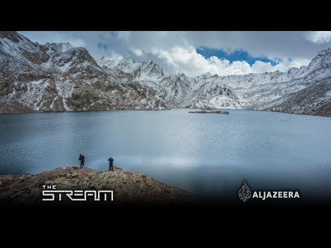 The Stream - Beyond the poles, a long goodbye to glaciers