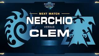 Clem vs Nerchio - WCS Challenger 2018 Season 1 – Europe