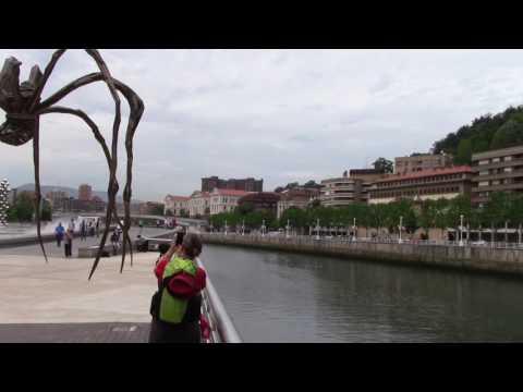The Guggenheim Spider, Bilbao