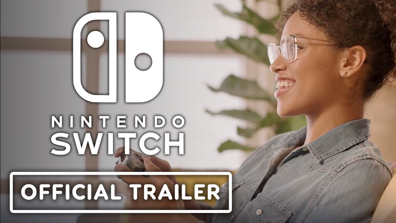 Nintendo Switch - Official Treat Yourself to Nintendo Switch Trailer