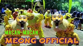 Pencak Macan - MEONG OFFICIAL