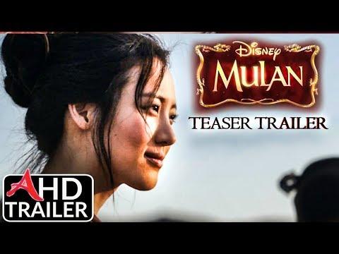 Mulan(2020) – TEASER TRAILER – Liu Yifei, Donnie Yen Film (CONCEPT)