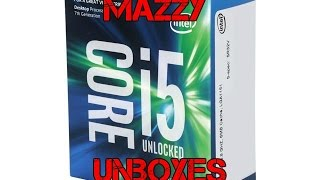 intel core i5 7600k kaby lake cpu new pc build preview