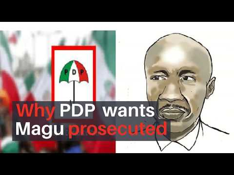 Why PDP wants Magu