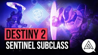 DESTINY 2 | All New Sentinel Titan Abilities, Super Gameplay & Subclass Skill Tree