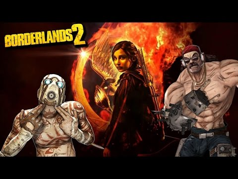 Los juegos del hambre en Borderlands 2 (Easter egg) [Walkthrough, 1080p]