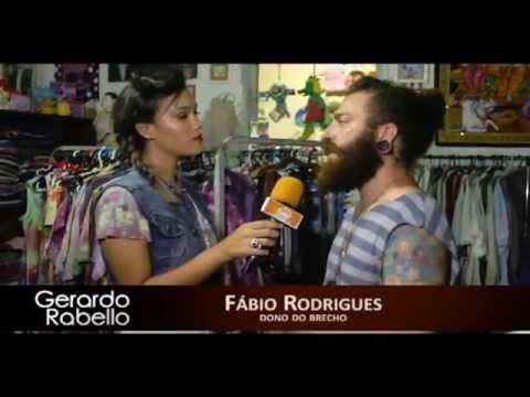 5fc1c7b3ca1 Programa Gerardo Rabello - Brecho Fabio Rodrigues por Bruna Borges ...