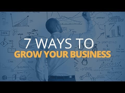 7 Ways to Grow Your Business Quickly | Brian Tracy