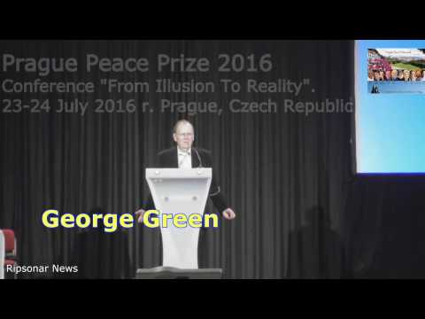 "George Green: Selection of Presidents by ""Elite""/Extraterrestrial Technology/False Flags/Genocide"