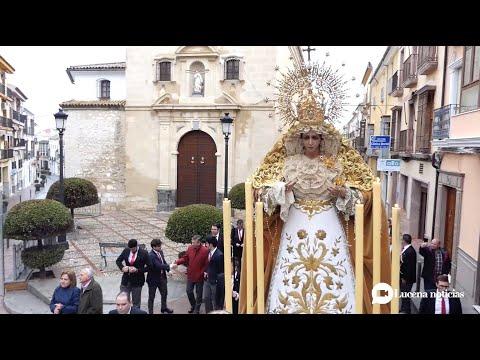 VÍDEO: Reportaje sobre el Rosario por la Paz de la Virgen de las Campanitas de Lucena.