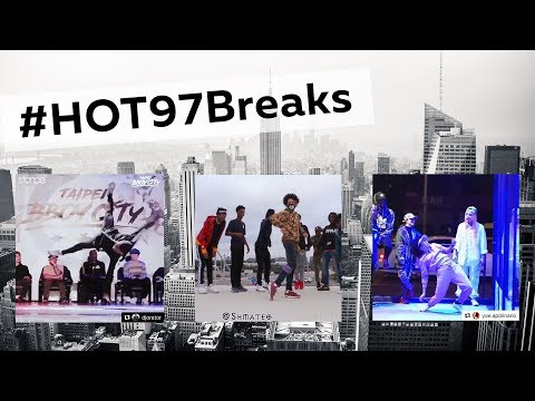 #HOT97Breaks our instagram repost of dancers from across the globe. EP1