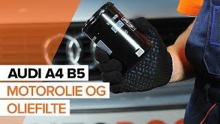 Montering af Indsprøjtningsventil VW POLO (6R, 6C): gratis video