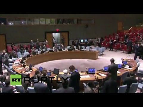LIVE: UN Security Council hold meeting on Ukraine