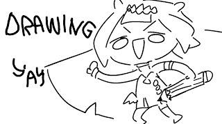 【DRAWING】 Wah