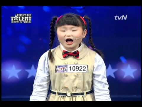"Korea's got talent - ""Tomorrow"" (Kim Tae Hyun) (CJ E&M)"