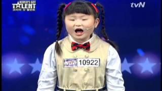 "Korea's got talent - &quotTomorrow"" (Kim Tae Hyun) (CJ E&ampM)"