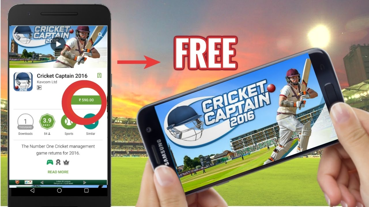 how to download cricket 2016