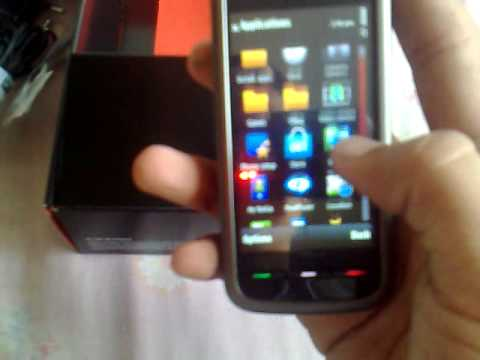 UNBOXING OF NOKIA 5233 BY H______K.mp4
