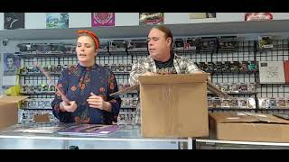 Atmosphere Collectibles 10/8 New Vinyl Records Unboxing