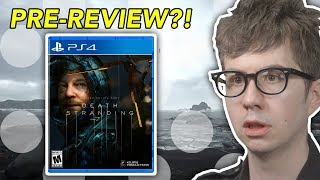 Death Stranding: Pre-Review