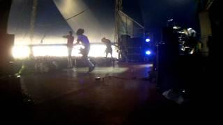 Letlive - Le Prologue / The Sick, Sick, 6.8 Billion - Download Festival 2011