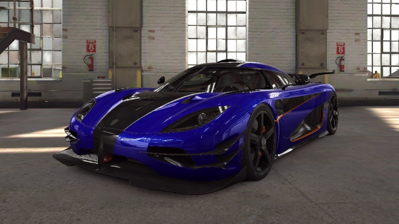 Epic 5 star from a gold crate koenigsegg one 1 one of the rarest cars in the game csr 2