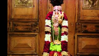 """Dhyana Shloka (Vedanta Desika) & """"Vaazhi Thirunamam"""" (Laudatory Verses by Vedapiraan Bhattar)"""