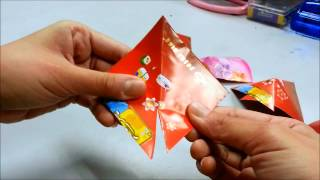 Repeat youtube video How to Make a Red Packet Fish