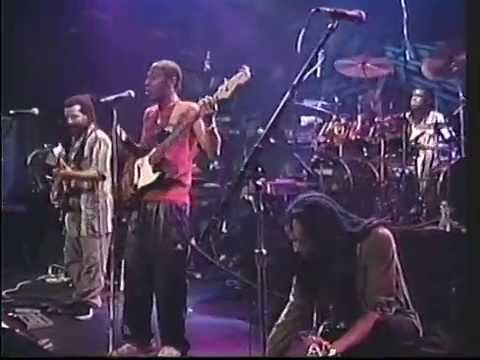 Black Jack Johnson  - Bowery Ballroom 2001 NYC Mos Def Living Colour Bad Brains P-Funk