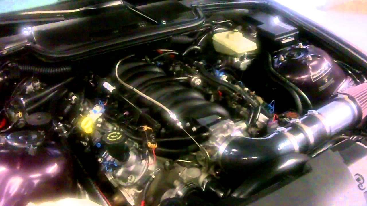 BMW e46 or e39 LS1 swap?