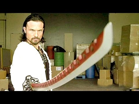 Red Power Ranger Murders Roommate With A Sword