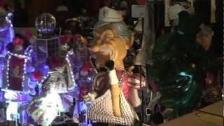 61, Schiefgoddeweg, carnaval stoet Aalst 2012