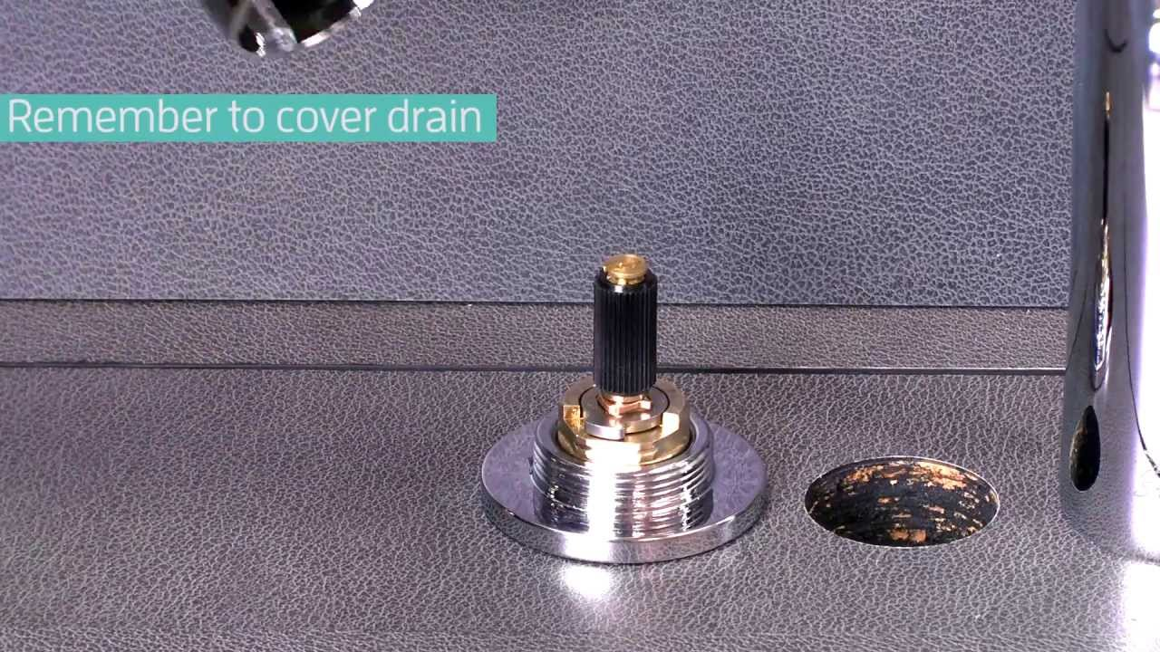 How to Replace a Faucet Cartridge from American Standard - YouTube