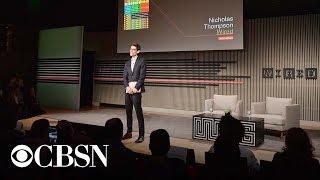 Watch Now: Wired25 Summit in San Francisco, live stream