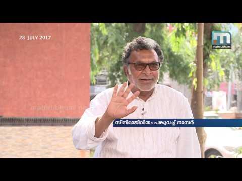 Tamil actor Nassar in Morning Show| Mathrubhumi News