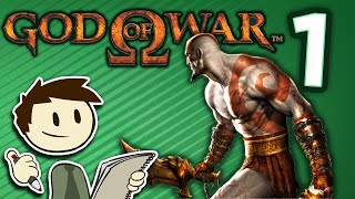 The Animation of God of War - 1: Kratos - Extra Play