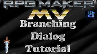 RPG Maker MV Branching Dialog Tutorial