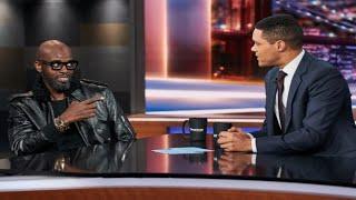 The Daily Show | Dj Black Coffee With Trevor Noah