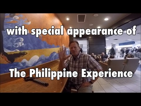 Our trip from Cebu Philippines to Los Angeles.. with The Philippine Experince