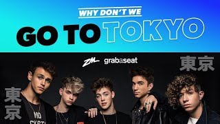Why Don't We Tokyo Interview