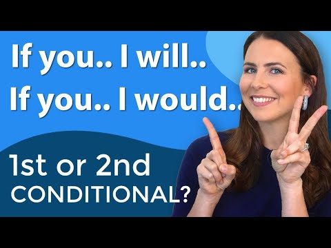 First or Second Conditional? English Grammar Practice