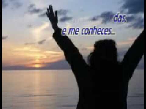 AlineBarros - Sonda-me oh Deus